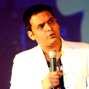 Kapil | Mindz Productionz celebrity event mangement bangalore, chennai