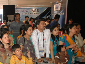 MIcro Labs Limited | mindz productionz stalls event organising comapany chennai bangalore